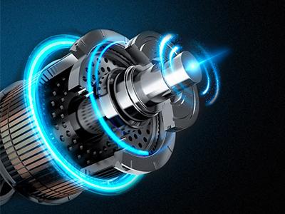 ما هو مبدأ العمل للمحرك AC؟